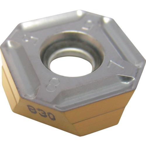 イスカル C ミーリングカッター用チップ IC830 COAT(IQ845SYHU070400ADN)
