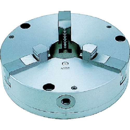 ビクター スクロールチャック MC9 9インチ 薄型 3爪 一体爪(MC9)