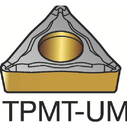 サンドビック コロターン111 旋削用ポジ・チップ 1125 COAT(TPMT110208UM)
