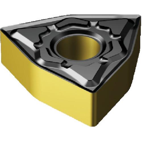 サンドビック T-Max P 旋削用ネガ・チップ 3215 COAT(WNMG080404KF)
