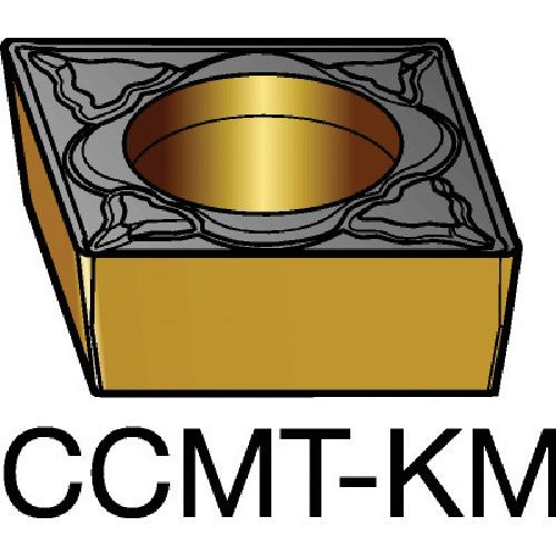 サンドビック コロターン107 旋削用ポジ・チップ 3005 COAT(CCMT09T308KM)