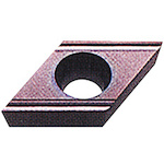 三菱 P級サーメット旋削チップ CMT(DCET0702V3RSN)
