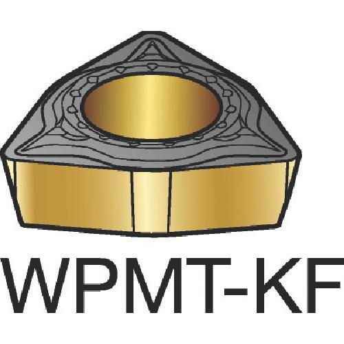 サンドビック コロターン111 旋削用ポジ・チップ 3215 COAT(WPMT040204KF)