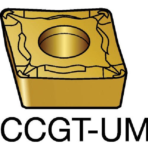 サンドビック コロターン107 旋削用ポジ・チップ 1125 COAT(CCGT09T301UM)