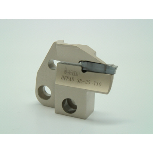 イスカル W HF端溝/ホルダ(HFPAD3R40T10)