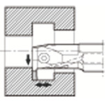 京セラ 溝入れ用ホルダ(KIGMR2520B3V)