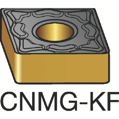 サンドビック T-Max P 旋削用ネガ・チップ 3215 COAT(CNMG120404KF)