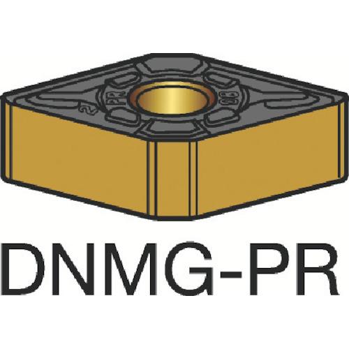 サンドビック T-Max P 旋削用ネガ・チップ 4235 COAT(DNMG150412PR)
