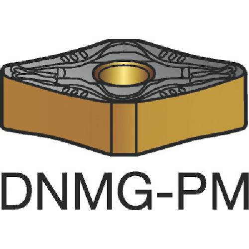 サンドビック T-Max P 旋削用ネガ・チップ 4215 COAT(DNMG150608PM)