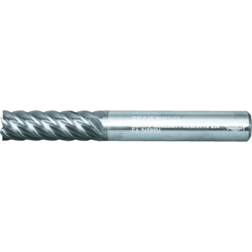 マパール Opti-Mill(SCM190J) ロング刃長 6/8枚刃(SCM190J2500Z08RF0025HAHP214)