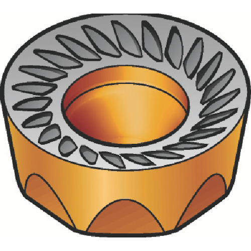 サンドビック コロミル200用チップ 4240 COAT(RCKT2006M0PH)