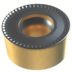 サンドビック コロターン107 旋削用ポジ・チップ COAT(RCMT1204M0)