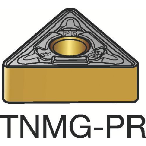 サンドビック T-Max P 旋削用ネガ・チップ 4215 COAT(TNMG160408PR)