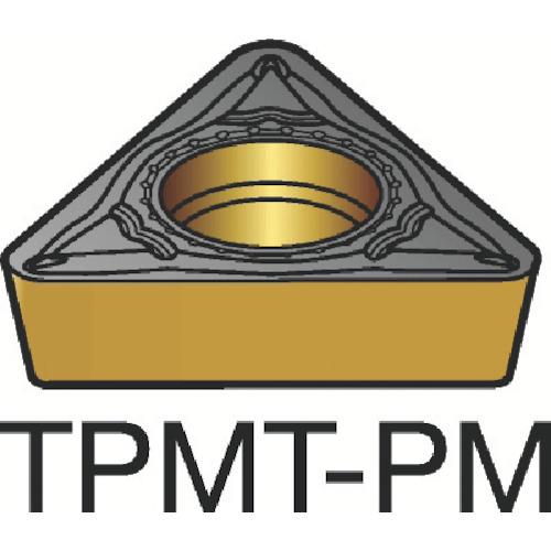サンドビック コロターン111 旋削用ポジ・チップ 4235 COAT(TPMT110304PM)