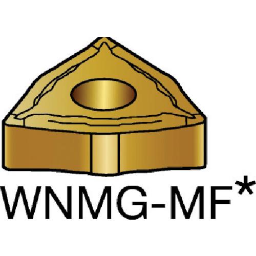 サンドビック T-Max P 旋削用ネガ・チップ 4235 COAT(WNMG080408MF)