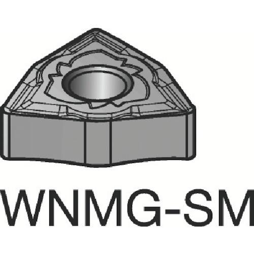 サンドビック T-Max P 旋削用ネガ・チップ(WNMG080408SMR)