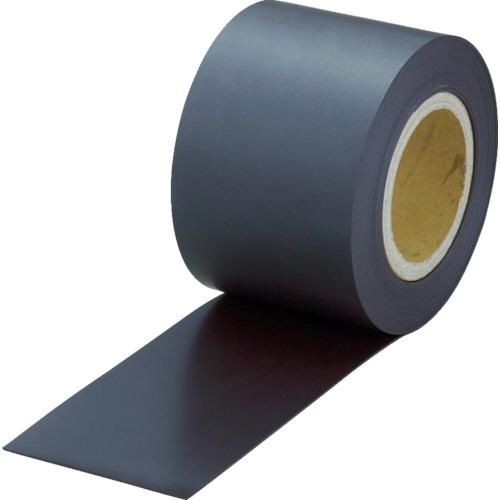TRUSCO マグネットロール 糊なし t1.5mmX巾100mmX10m(TMG1510010)