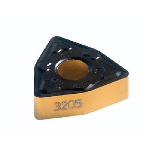 サンドビック T-Max P 旋削用ネガ・チップ 3205 COAT(WNMG080412KR)