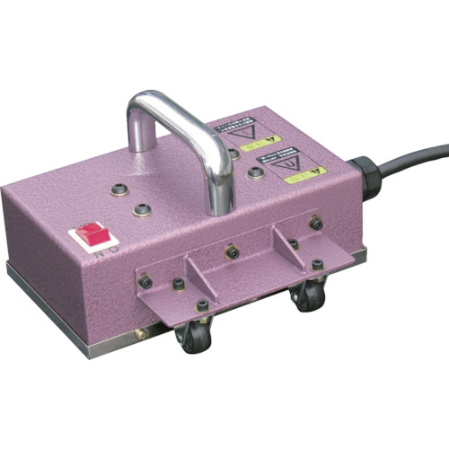 カネテック 車輪付移動式脱磁器(KMDM20)