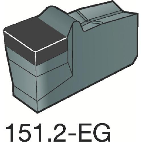 サンドビック T-Max Q-カット 突切り・溝入れCBNチップ CBN(N151.230025EG)