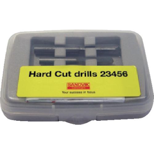 サンドビック ハードカットドリルセット 各1個入り(HC23456)