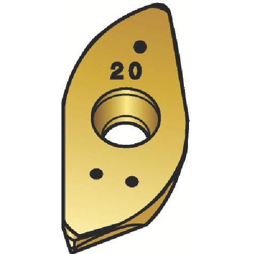 サンドビック U-Maxエンドミル用チップ SM30 超硬(R216.21703082)