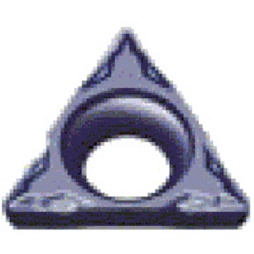 タンガロイ 旋削用G級ポジTACチップ COAT(TPGT070104JS)
