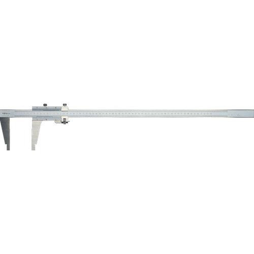 ミツトヨ 長尺ノギス(微動送り装置付)(CM100)