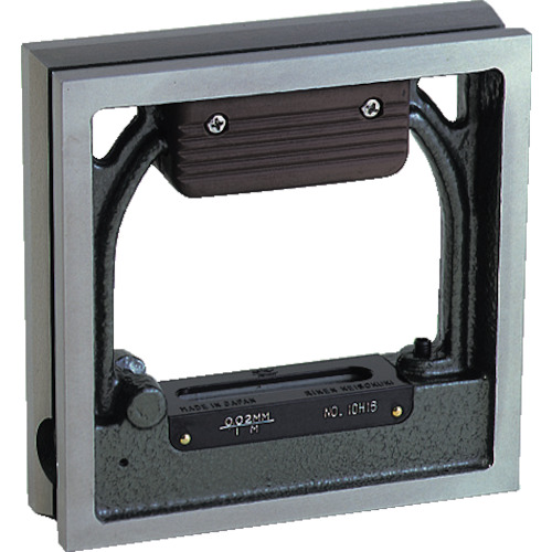 TRUSCO 角型精密水準器 B級 寸法100X100 感度0.02(TSLB1002)