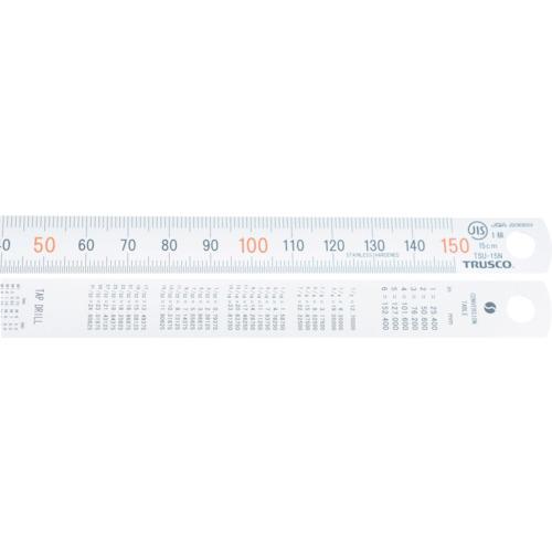 TRUSCO 直尺3m(TSU300N)