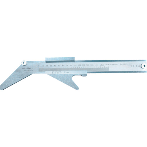 丸井 半径測定器 Rキャリパー(RC150)
