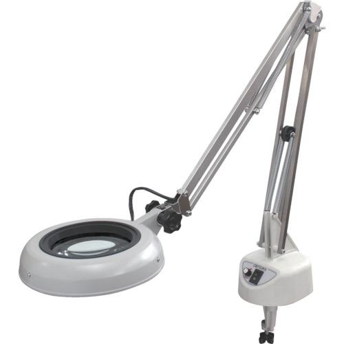 オーツカ LED照明拡大鏡 ENVLシリーズF型(2倍率)(ENVLFX2)