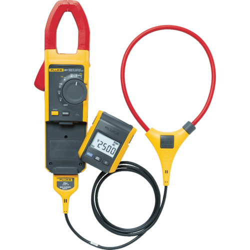 FLUKE リモート・ディスプレイAC/DC電流クランプメーター(真の実効値(381)