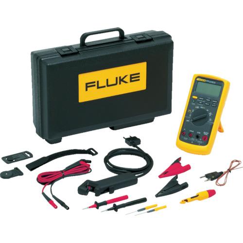 FLUKE 自動車用デジタル マルチメーター 感謝価格 買収 885AKIT 真の実効値