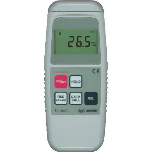 ライン精機 温度計(TC350A)