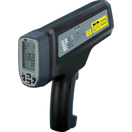 A&D 高温・高D:S比 赤外線放射温度計(AD5618)