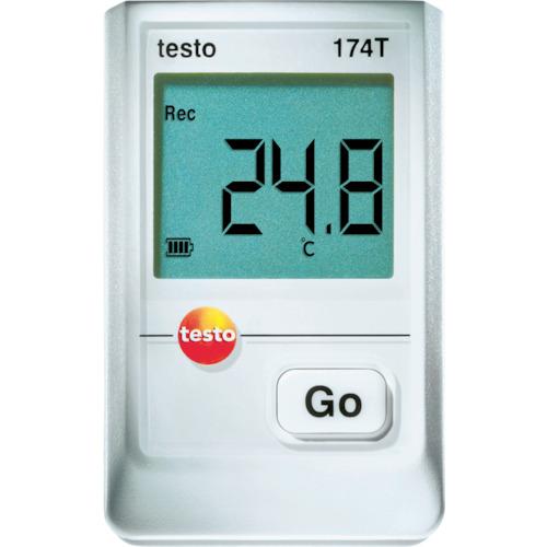 テストー ミニ温度データロガUSBインターフェイス付セット(TESTO174TS)