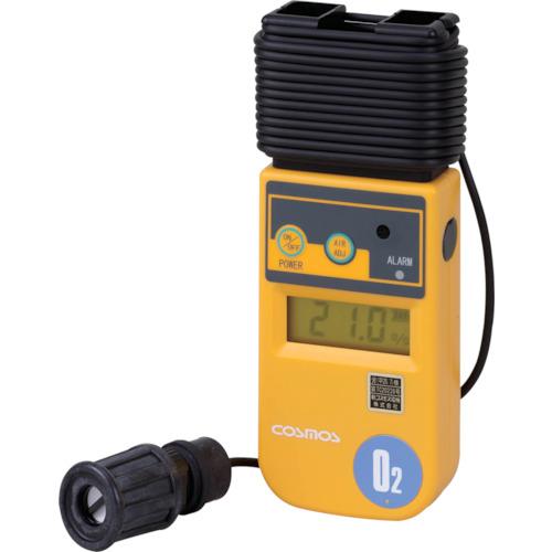 新コスモス デジタル酸素濃度計 5mケーブル付(XO3262SA)