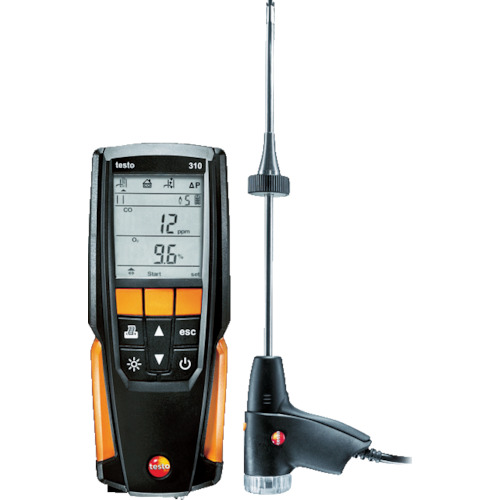 テストー 燃焼排ガス分析計(TESTO310)
