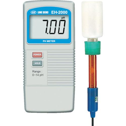 ライン精機 デジタルPH計(EH2000)