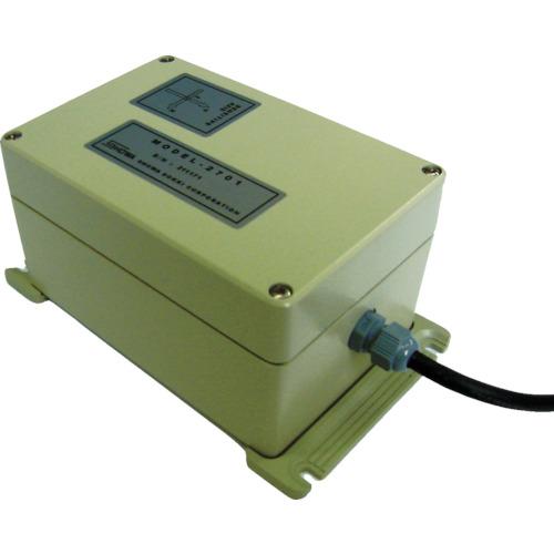 昭和測器 地震監視用振動検出器デジタルモニタセット(MODEL2702D1)