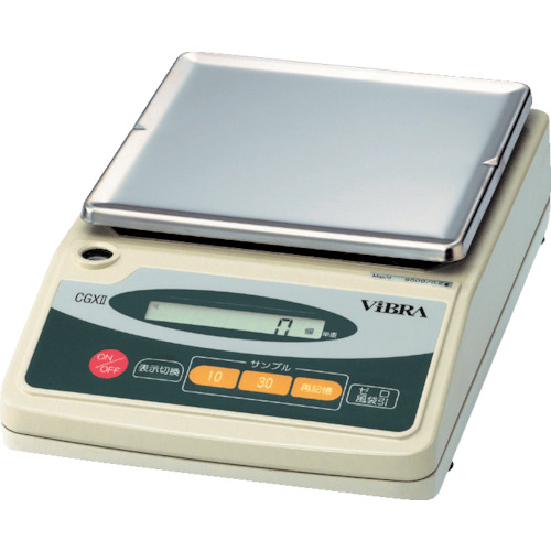 ViBRA カウンテイングスケール 3000g(CGX23000)
