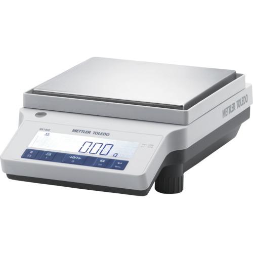METTLER 上皿天びん(内蔵分銅調整モデル) ME1002(ME1002)