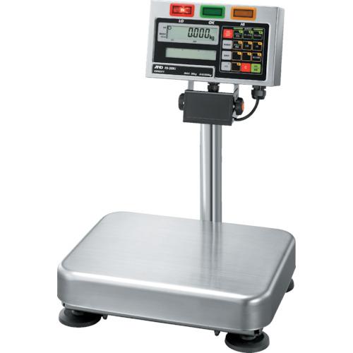 A&D 防塵防水デジタル台はかり チェックスケール 30KG(FS30KI)