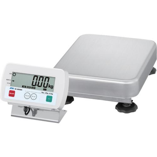 A&D 防水型デジタル台はかり 60kg/10g(SE60KBM)