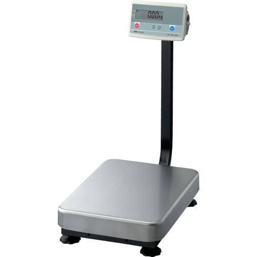 A&D デジタル台はかりポール付き計量皿寸法390×530mm(FG60KAL)