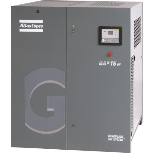 アトラスコプコ GAシリーズコンプレッサ60HZ15KWドライヤ付(GAE15FFA7.520060)