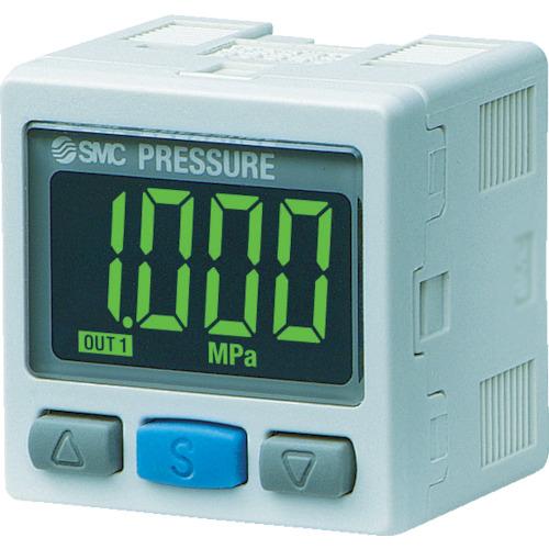 SMC 2色表示式 高精度デジタル圧力スイッチ(正圧用)(ISE30A01NMLB)
