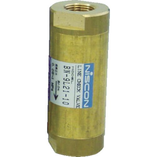 日本精器 ラインチェック弁 10A(BN9L2110)