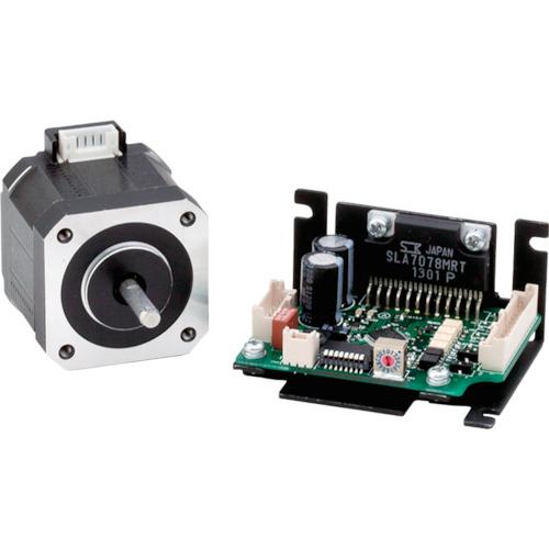 シナノケンシ 標準小型マイクロステップドライバ&ステッピングモータ(CSAUK56D1SD)